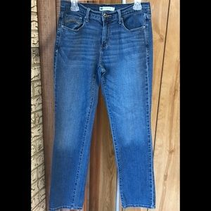 Levi's 505 Straight Leg Jeans Sz 8 EUC Will be Fav